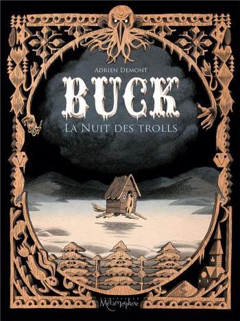 Couverture de l'album Buck - La Nuit des trolls (One-shot)