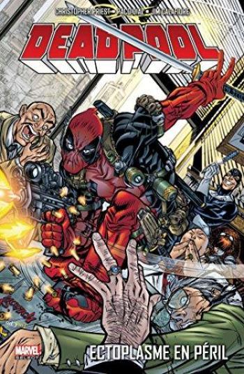 Couverture de l'album Deadpool (Marvel Select) - 5. Ectoplasme en péril