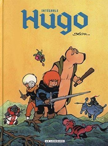 Couverture de l'album Hugo - INT. Hugo - Intégrale