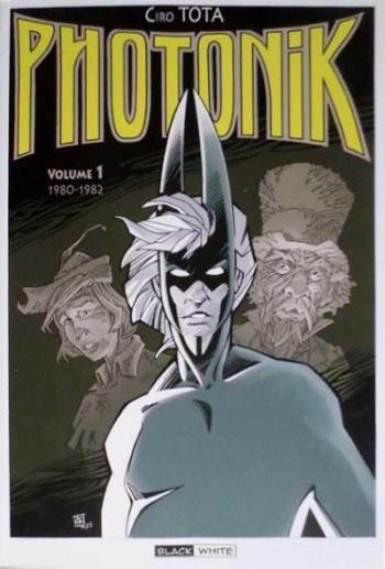 Couverture de l'album Photonik (Black and White) - 1. Volume 1 - 1980-1982