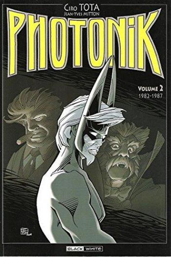 Couverture de l'album Photonik (Black and White) - 2. Volume 2 - 1982-1987