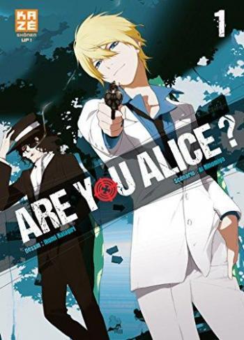 Couverture de l'album Are You Alice? - 1. Tome 1
