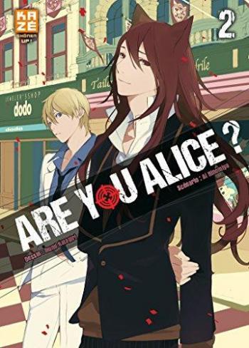 Couverture de l'album Are You Alice? - 2. Tome 2