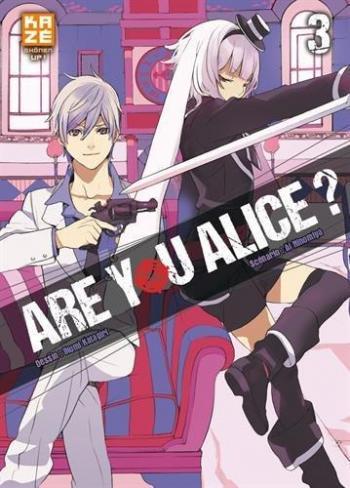 Couverture de l'album Are You Alice? - 3. Tome 3