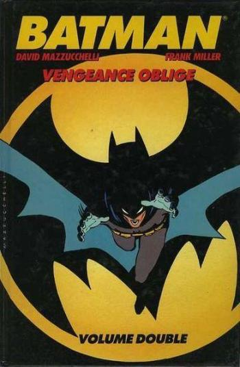 Couverture de l'album Batman Vengeance oblige (One-shot)