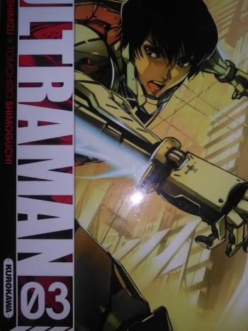 Couverture de l'album Ultraman - 3. Tome 3