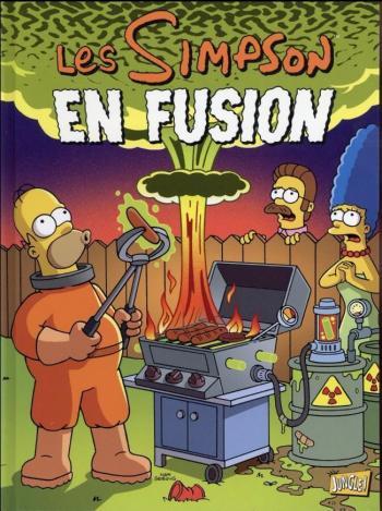 Couverture de l'album Les Simpson (Jungle) - 30. en fusion