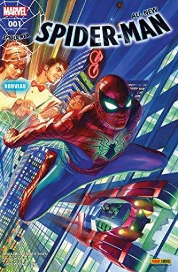 Couverture de l'album All-New Spider-Man - 1. Partout dans le monde