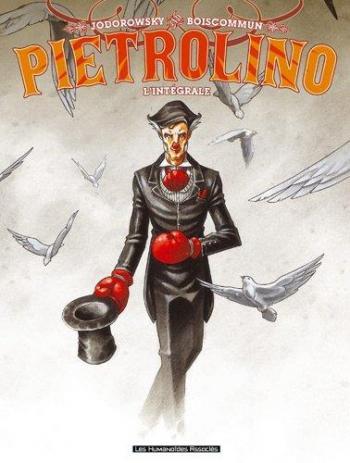 Couverture de l'album Pietrolino - INT. Pietrolino - L'Intégrale