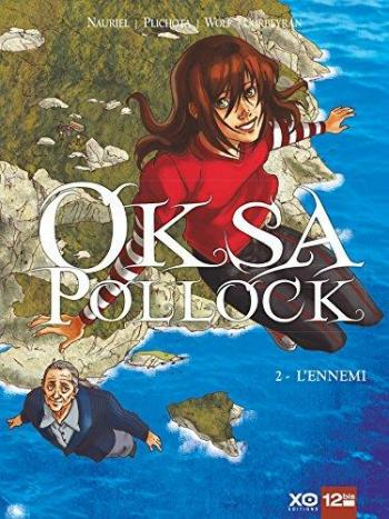 Couverture de l'album Oksa Pollock - 2. L'Ennemi