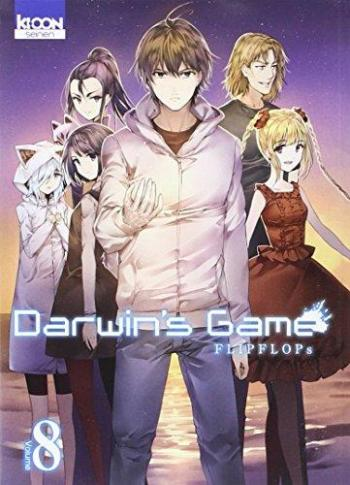 Couverture de l'album Darwin's Game - 8. Tome 8