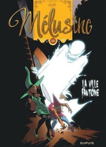 Couverture de l'album Mélusine - 24. La ville fantôme