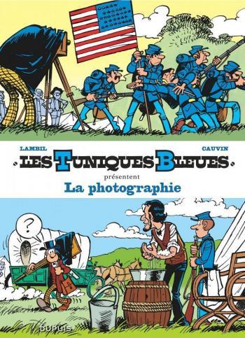 Couverture de l'album Les Tuniques bleues présentent - 5. La Photographie