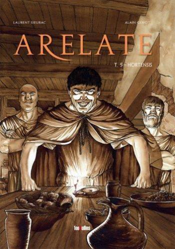 Couverture de l'album Arelate - 5. Hortensis