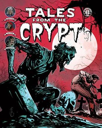 Couverture de l'album Tales from The Crypt (Akileos) - 4. Tome 4