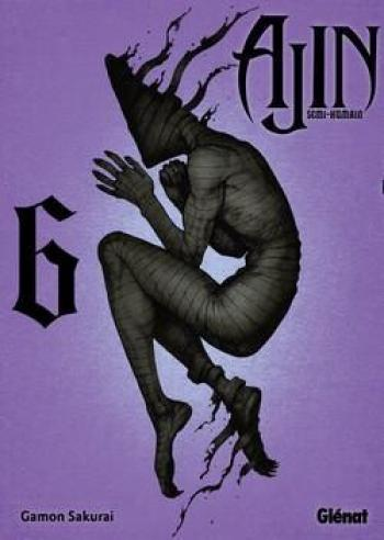 Couverture de l'album Ajin - Semi humain - 6. Tome 6