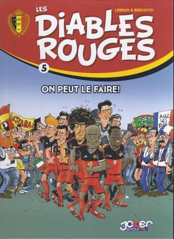 Couverture de l'album Les Diables Rouges - 5. On peut le faire !