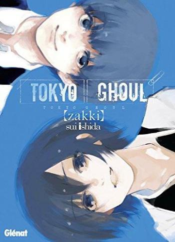 Couverture de l'album Tokyo Ghoul - HS. Zakki