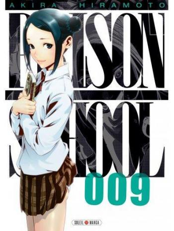 Couverture de l'album Prison School - 9. Tome 9