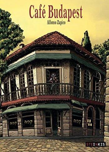 Couverture de l'album Café Budapest (One-shot)