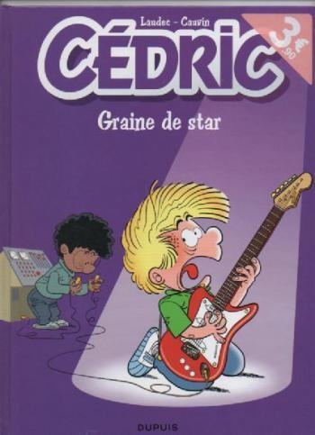 Couverture de l'album Cédric - 26. Graine de star