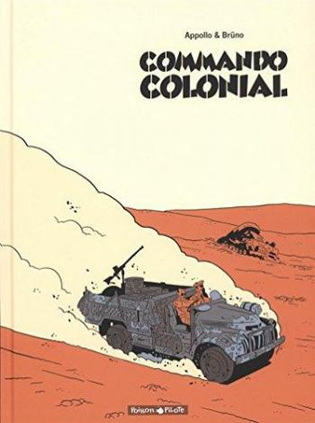Couverture de l'album Commando colonial - INT. Commando Colonial - Tomes 1 à 3