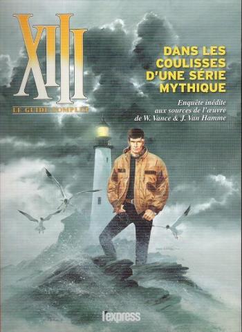 Couverture de l'album XIII - HS. Dans les coulisses d'une série mythique
