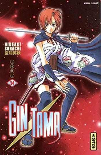 Couverture de l'album Gintama - 34. Tome 34