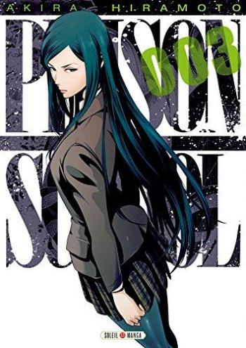 Couverture de l'album Prison School - 3. Tome 3