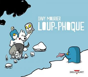 Couverture de l'album Loup-Phoque (One-shot)