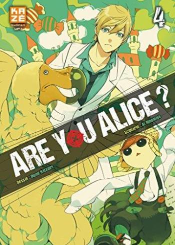 Couverture de l'album Are You Alice? - 4. Tome 4