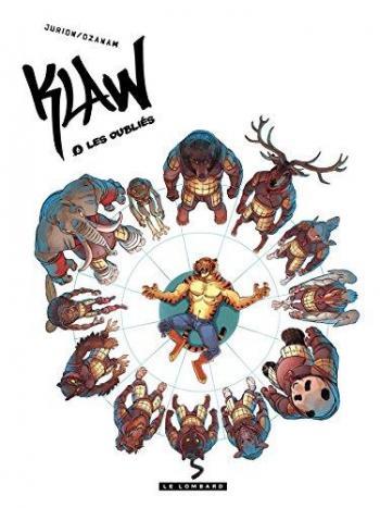 Couverture de l'album Klaw - 6. Les Oubliés
