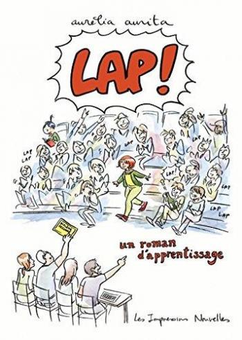Couverture de l'album Lap ! - Un roman d'apprentissage (One-shot)