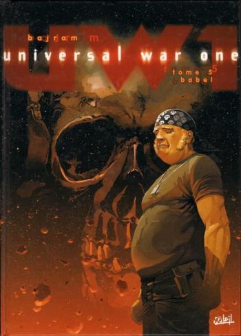 Couverture de l'album Universal War One - 5. Babel