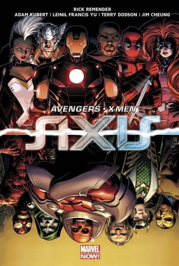 Couverture de l'album Avengers & X-Men - Axis (Marvel Now!) (One-shot)