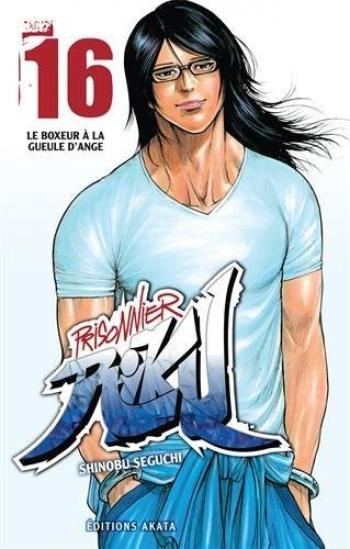 Couverture de l'album Prisonnier Riku - 16. Le Boxeur à la gueule d'ange