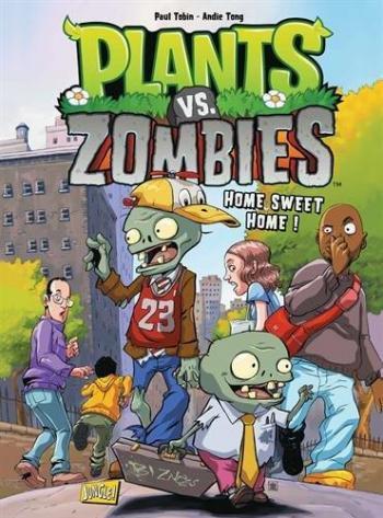 Couverture de l'album Plants vs. Zombies - 4. Home sweet home !
