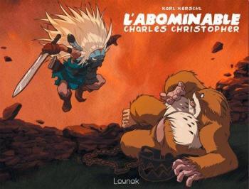 Couverture de l'album L'Abominable Charles Christopher - 2. Livre 2