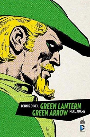 Couverture de l'album Green Arrow & Green Lantern (One-shot)