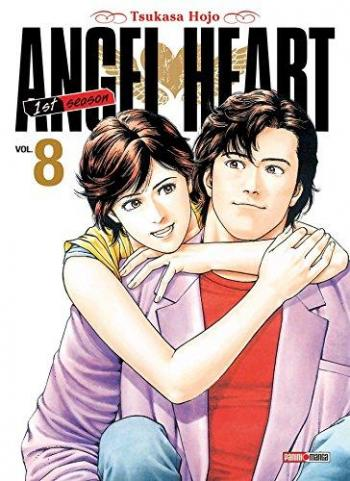 Couverture de l'album Angel Heart - 1st Season - 8. Tome 8