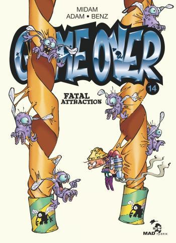Couverture de l'album Game Over - 14. Fatal Attraction