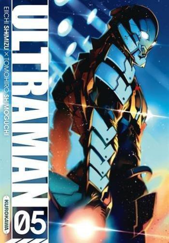 Couverture de l'album Ultraman - 5. Tome 5