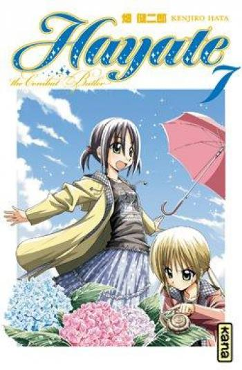 Couverture de l'album Hayate the Combat Butler - 7. Hayate the Combat Butler, tome 7