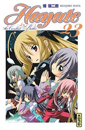 Couverture de l'album Hayate the Combat Butler - 23. Tome 23