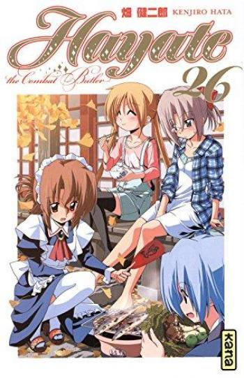 Couverture de l'album Hayate the Combat Butler - 26. Tome 26