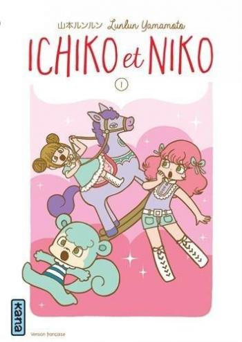Couverture de l'album Ichiko et Niko - 1. Tome 1