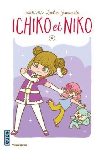 Couverture de l'album Ichiko et Niko - 4. Tome 4