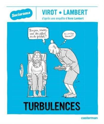 Couverture de l'album Sociorama - 3. Turbulences