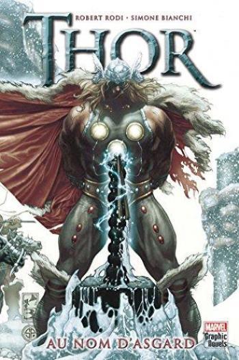 Couverture de l'album Thor: au nom d'asgard (One-shot)
