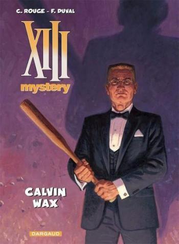 Couverture de l'album XIII Mystery - 10. Calvin Wax